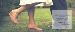 Szczęśliwe małżeństwo buduje się przez pracę nad relacją.