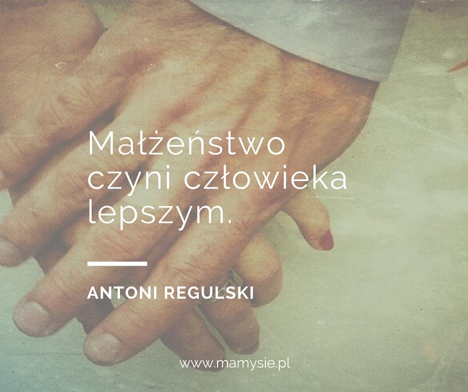 małżeństwo czyni człowieka lepszym