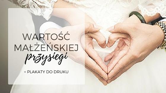wartość przysięgi małżeńskiej_MamySie.pl