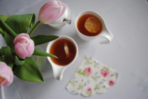 Czas razem to może być nawet wypicie herbaty.
