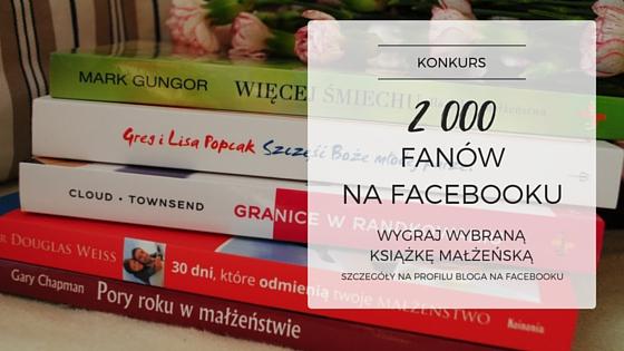 """Konkurs dla fanów bloga MamySie.pl na Facebooku: """"Małżeństwo - mamy się dobrze"""""""